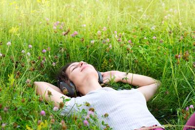 راز آرامش ذهن و بدن- دنیای روانشناسی