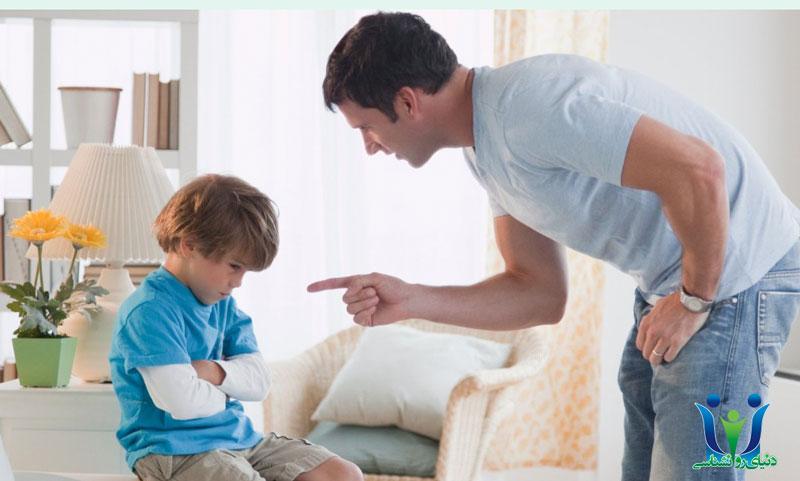 10 جمله را هرگز به کودکتان نگویید!