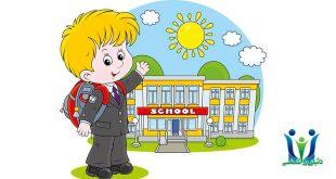 داستان مدرسه رفتن فرزندم